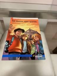 Livro paradidático espanhol