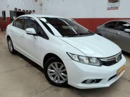 Civic LXR 2.0 Aut. 2014/ GNV INJETADO
