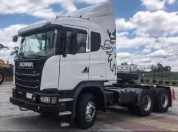 Scania G440 6x4 2019 Automática Cubo