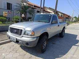 Ford Ranger XLS completa, GNV ,4x2 - 2007