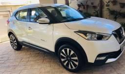 Nissan Kicks SV 1.6 16V 2017 - Impecável - Única dona