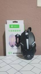 Mouse Gamer S1 USB
