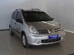 Nissan Livina S 1.6 16V (flex)