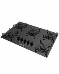 Fogão cooktop, 5 bocas, Atlas