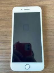 iPhone 7plus 32GB dourado