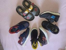 Sapatos masculino infantil