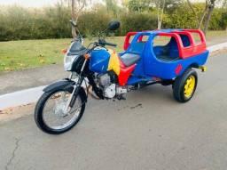 Triciclo Fusco-motosegura