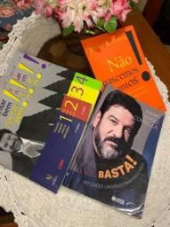 6 livros de Mario Sérgio Cortella