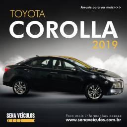 Título do anúncio: Toyota Corolla Xei 2.0 AUT 2019