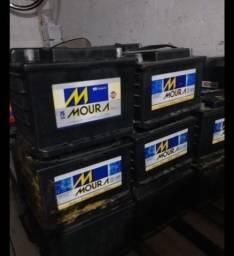 Bateria semi nova de seguradora