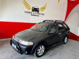 Fiat Palio Weekend  Adventure 1.6 16V GASOLINA MANUAL