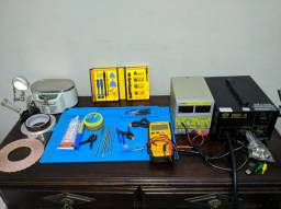 Kit completo para manutenção de celular !!!!
