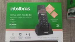 Telefone Intelbras ramal