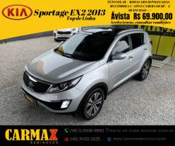 Sportage EX2 Top de Linha Automatica 2013 Segundo Dono 100% Revisada