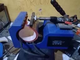 Prensa térmica para personalizar caneca