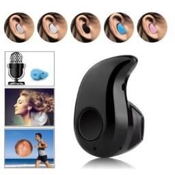 Fone De Ouvido Intra Auricular Bluetooth 4.1