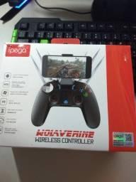 Wireless Controller Joystick Ipega PG9099 Celular Tablet Game