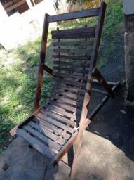 Cadeira espreguiçadeira / Aparelho abdominal