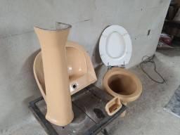 Peças banheiro