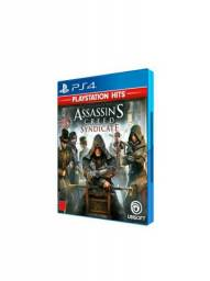 Assassin's Creed Syndicate para PS4 - Ubisoft - Novo/Lacrado