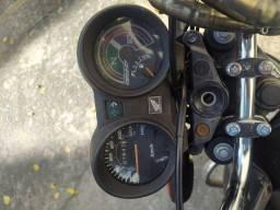 Moto fan 150 2013
