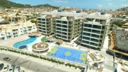 Frontal mar maravilhosos 02 e 03 qts 03 suites coberturas com piscina Arraial do Cabo