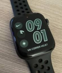 Apple Watch Series 5 44mm Impecavel - Troco por notebook