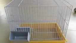 Vendo gaiola/casa para roedor
