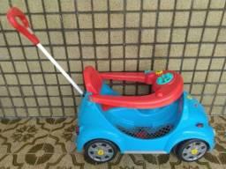 Carrinho Carro Criança Pedal Velocipe Ri Happy