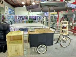 Título do anúncio: Food Bike com Freezer