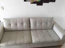 Sofa e painel