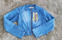Jaqueta jeans Nova Marca For use