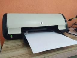 Impressora Hp Deskjet D1460 Grátis Caixa de Som