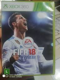 FIFA 18 pra Xbox 360