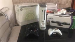 Xbox 360+Kinect+2 controles
