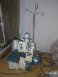 Maquina overloque caseira R$250,00