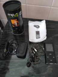 MP4 player DL na caixa original