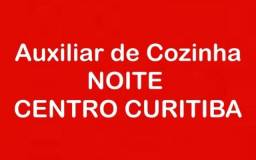AUXILIAR DE COZINHA -