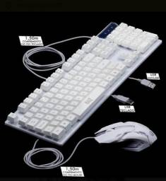 Kit Teclado Mouse Gamer
