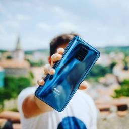 Xiaomi Redmi Note 9S 10X S/Juros 128GB/6Ram/1 Ano de Garantia/Snapdragon 720G/Brinde