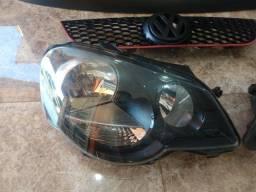 Farol do polo 2010 máscara negra original