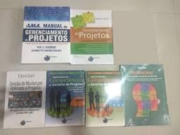 Livros De Gerenciamento Gestão De Projetos 13 Vol. Brasport