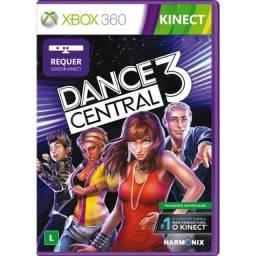 Dance Central 3 Xbox 360 - jogo original em mídia física
