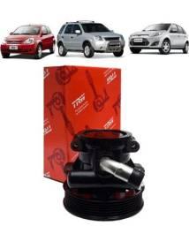 Bomba de direção hidráulica TRW Ford Fiesta   Ecosport   Ka (c/ polia 6pk)