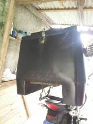 Baú motoboy 135 litros