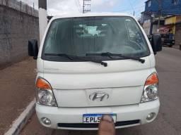 Hiunday HR ano 2011 veículo em ótimo estado pronta pra trabalhar tem passagem por leilão