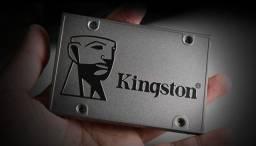 SSD Kingston A400, 960GB, SATA, Leitura 500MB/s, Gravação 450MB/s - SA400S37/960G