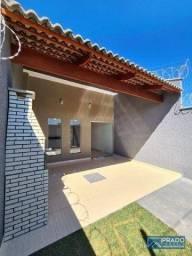 Casa com 3 dormitórios à venda, 88 m² por R$ 190.000,00 - Jardim dos Ipês - Anápolis/GO