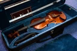 Violino Eagle 4/4 VE 441 + Afinador (Mais itens na descrição)