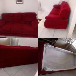 Sofá de 3 lugar já usado